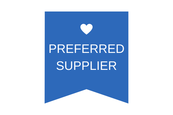 Preferred Supplier Badge