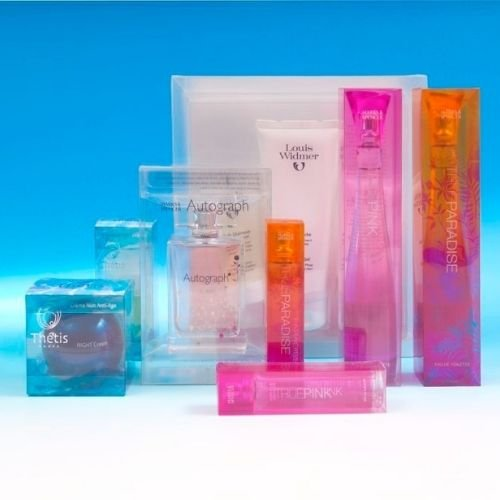 printed perfume acetate packaging boxes