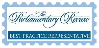 parliamentary review representative badge